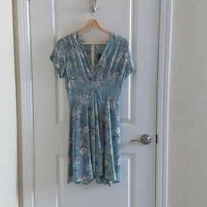 Reformation Ambrosia Dress